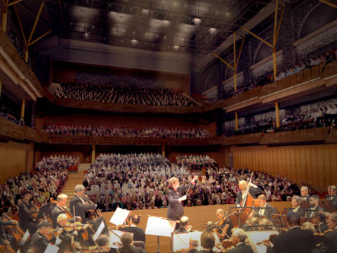 Colston Hall transformation