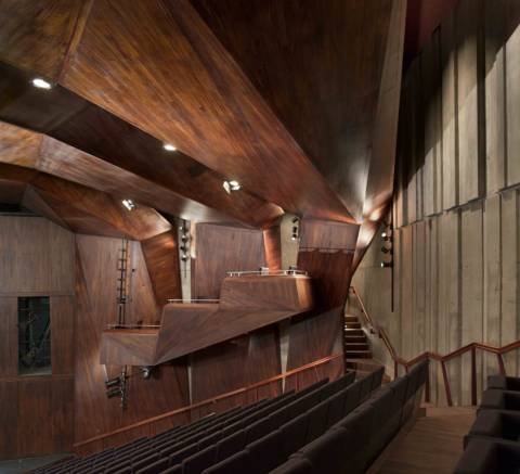 New Lyric Theatre Design, Belfast