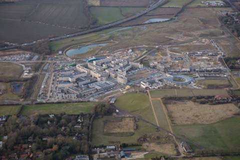 North West Cambridge Development – A Brave New World