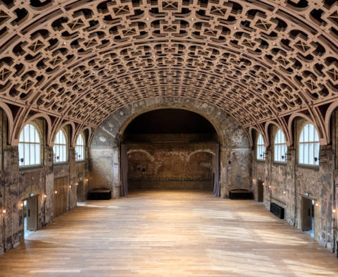 Immersive architecture: Battersea Arts Centre by Haworth Tompkins